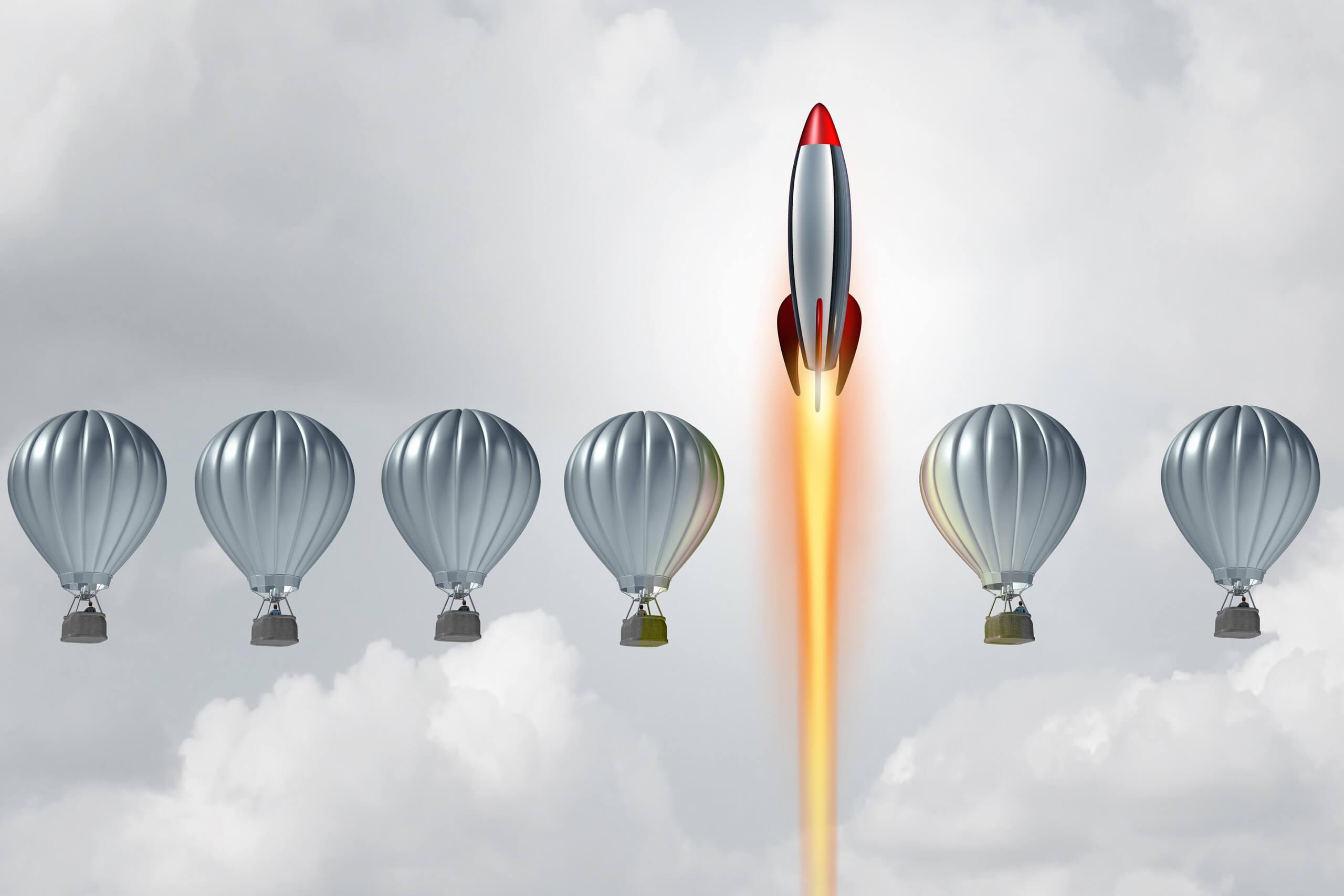 Bild zu Blog Innovation KMU